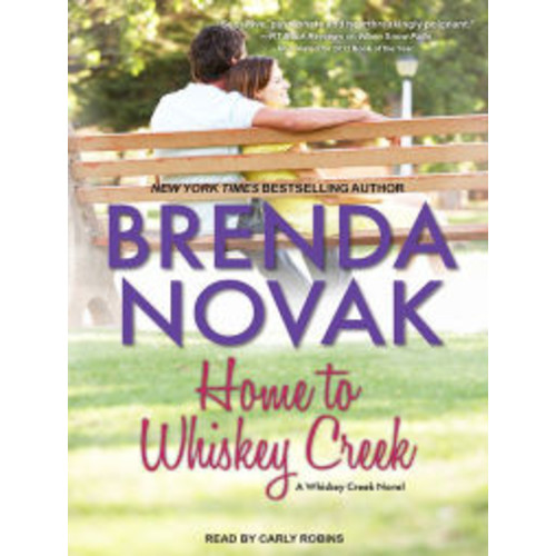 Home to Whiskey Creek (Whiskey Creek Series #4)