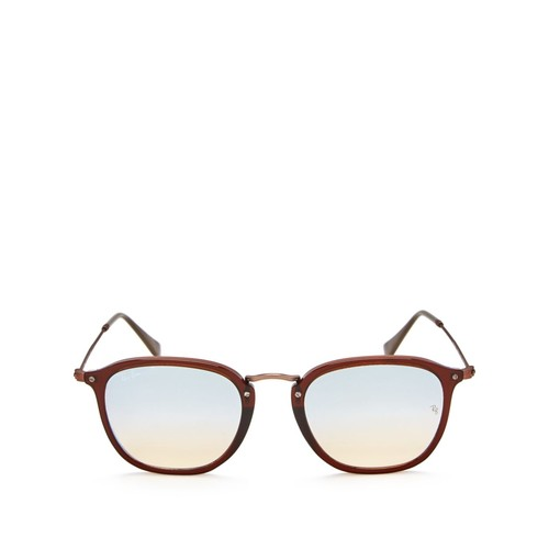 RAY-BAN Icons Mirrored Square Sunglasses, 50Mm