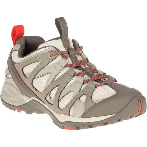 MERRELL Women's Siren Hex Q2 Hiking Shoes, Oyster Grey
