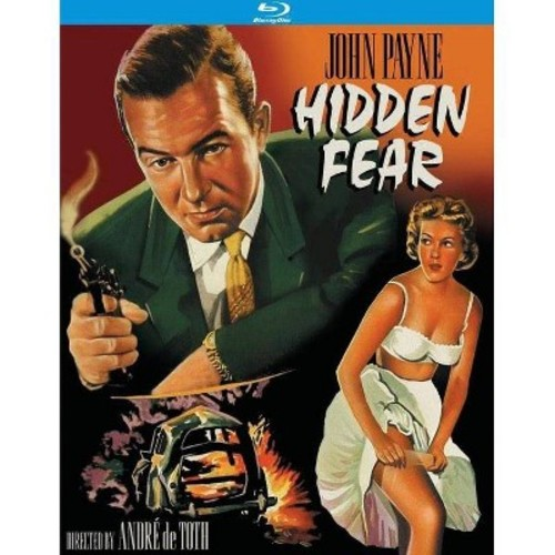Hidden Fear [Blu-ray] [1957]