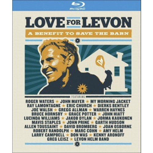 Love for Levon: A Benefit to Save the Barn [2 Discs] [Blu-ray/DVD]