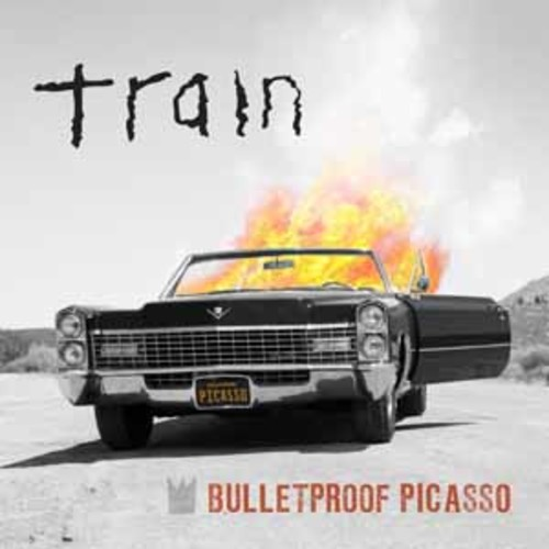Train - Bulletproof Picasso [Audio CD]