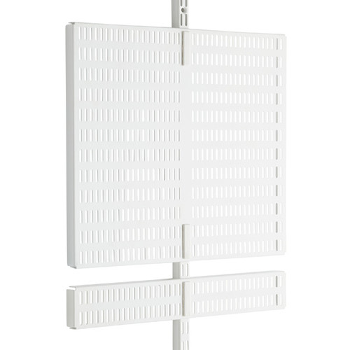 elfa utility Residential Overdoor Hooks White Set of 2