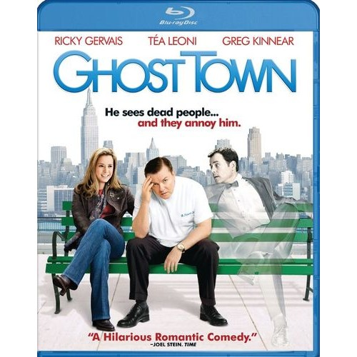 Ghost Town [Blu-ray] [2008]