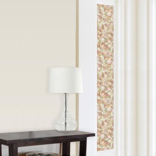 Brewster Home Fashions Window Decor Brushstrokes Sidelight Window Film