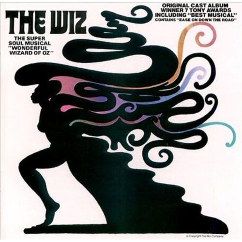 The Wiz [Original Cast Recording] [CD]