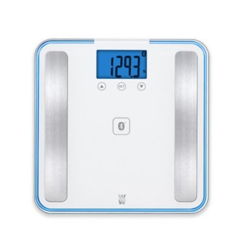 Weight Watchers by Conair Body Analysis Bluetooth Digital Bathroom Scale