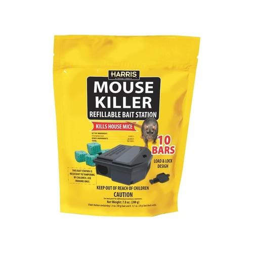 Harris Mouse Bars & Refill Sta