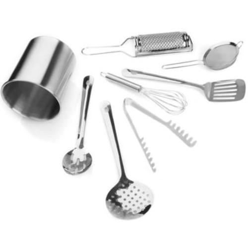 For The Chef 9-Piece Kitchen Starter Utensil Set