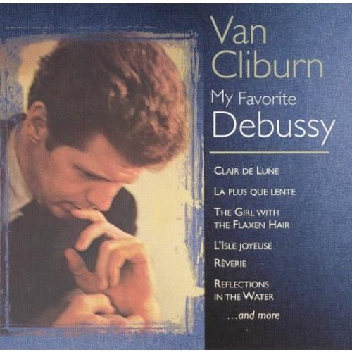 Claude Debussy: Clair de Lune; La plus que lente; The Girl with the Flaxen Hair; L'Isle joyeuse; Rverie; etc.