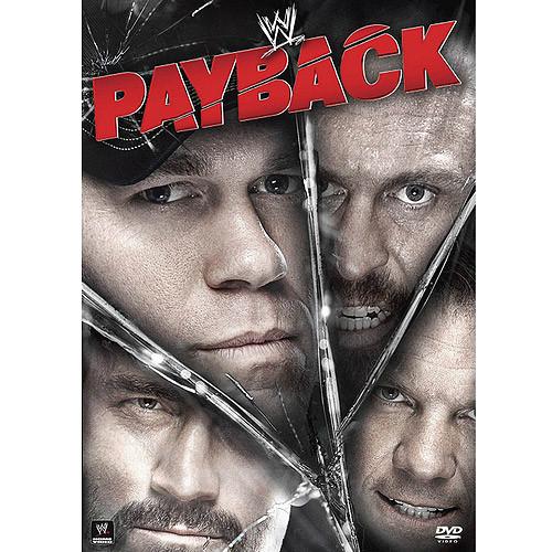 WWE: Payback 2013 [DVD] [2013]