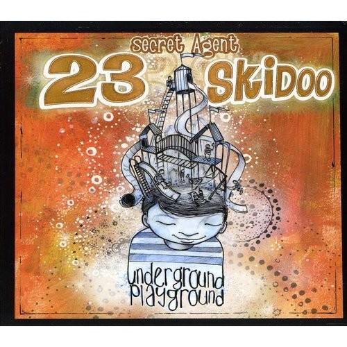 Underground Playground [CD]