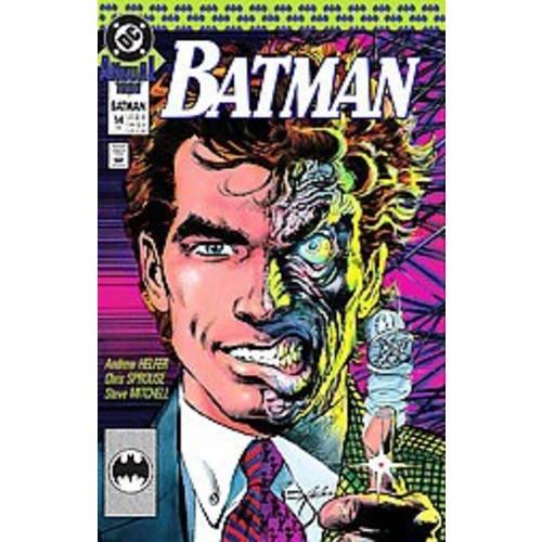 Batman Arkham : Two-Face (Paperback) (Bob Finger & Jim Shooter)