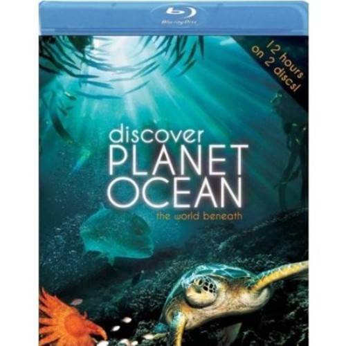 Discover Planet Ocean [2 Discs] [Blu-ray]
