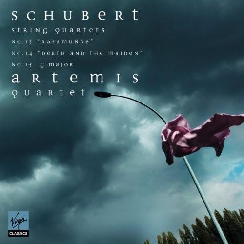 Schubert String Quartets: No.13