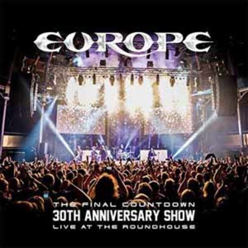 Final Countdown 30th Anniversary Show - Live At The Roundhouse [DVD]