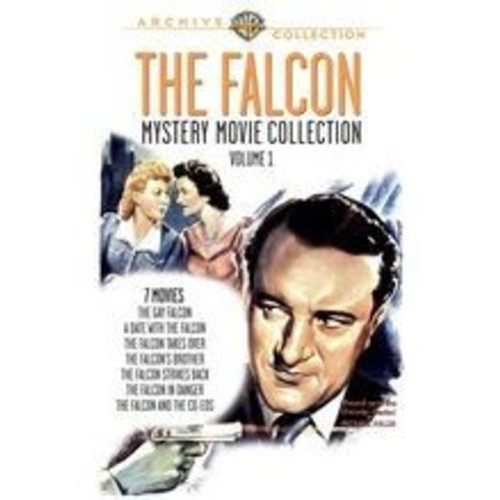 Falcon Mystery Movie Collection, Vol. 1
