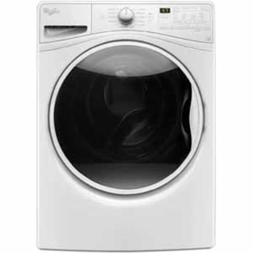 Whirlpool 4.5 cu. ft. Front Load Washer with TumbleFresh option - White
