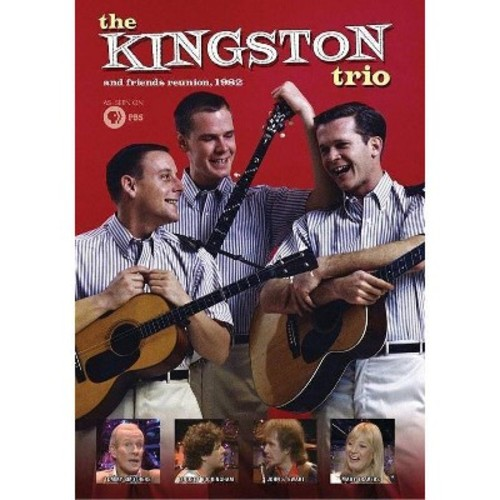 Kingston Trio And Friends Reunion 198 (DVD)