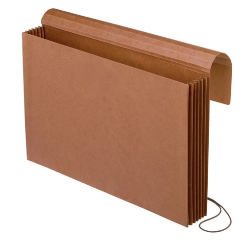 Pendaflex Redrope Extra-Wide Expanding Wallet, 5 1/4