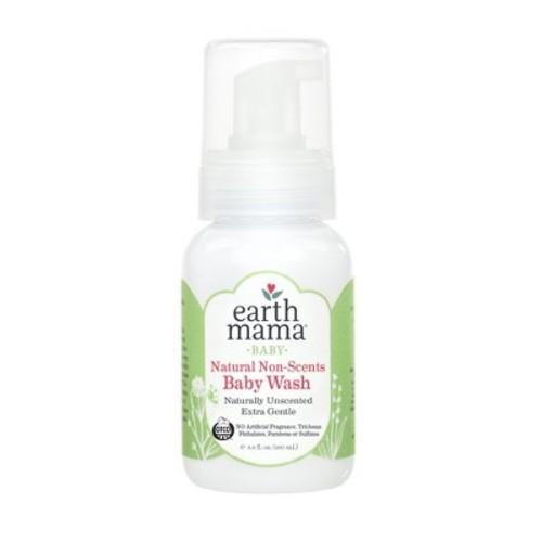 Natural Non-Scents Body Wash & Shampoo, Gentle Castile Soap for Sensitive Skin (5.3 Fl. Oz.)