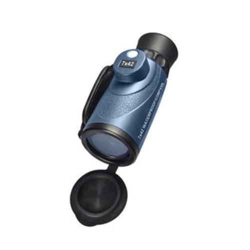 Barska 7X42 Waterproof Deep Sea Monocular w/ Rangefinder & Compass