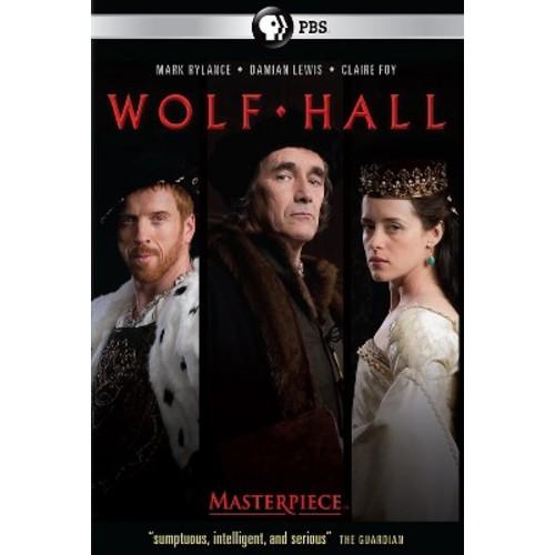 Masterpiece: Wolf Hall (DVD) [Masterpiece: Wolf Hall DVD]