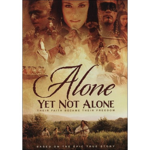 Alone Yet Not Alone [DVD] [2013]