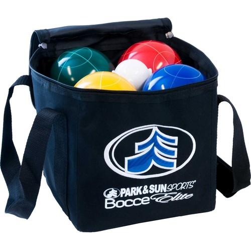 Park & Sun Sports Bocce Ball Set with Deluxe Carrying Bag