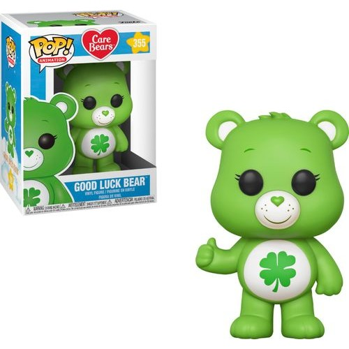 Funko - Pop! Animation Care Bears Good Luck Bear