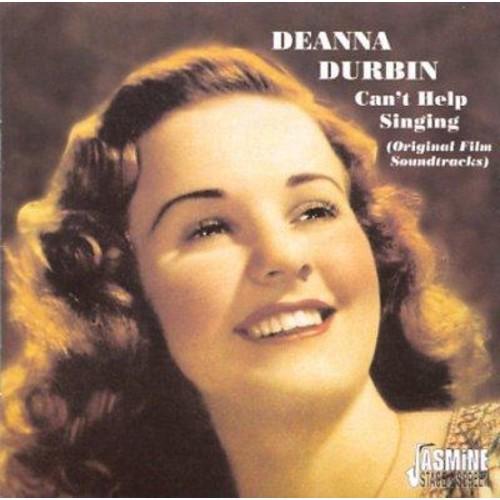 Deanna Durbin - Can't Help Singing