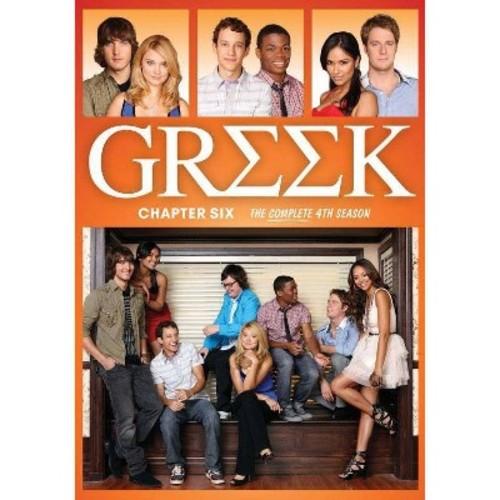 Greek:Chapter Six Season 4 (DVD)