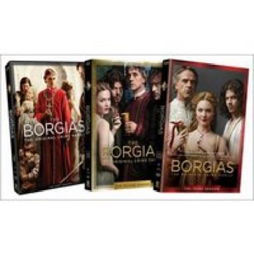 The Borgias: The Complete Series [9 Discs]