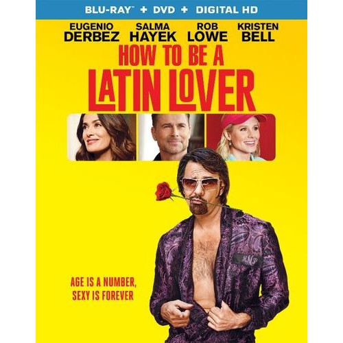 How to Be a Latin Lover [Blu-ray/DVD] [2 Discs] [2017]