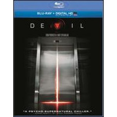 Devil [Includes Digital Copy] [UltraViolet] [Blu-ray]