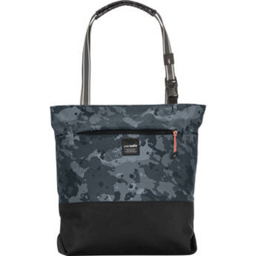 Slingsafe LX200 Anti-Theft Compact Tote (Gray Camo)