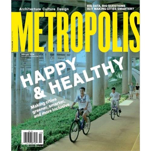 Metropolis 1 Year Magazine Subscription