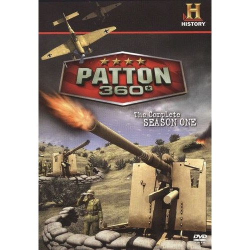 Patton 360: The Complete Season One [3 Discs] [DVD]