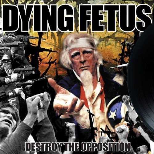 Destroy the Opposition [LP] - VINYL