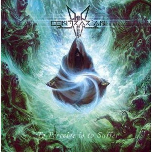 Contrarian - To Perceive Is To Suffer (CD)
