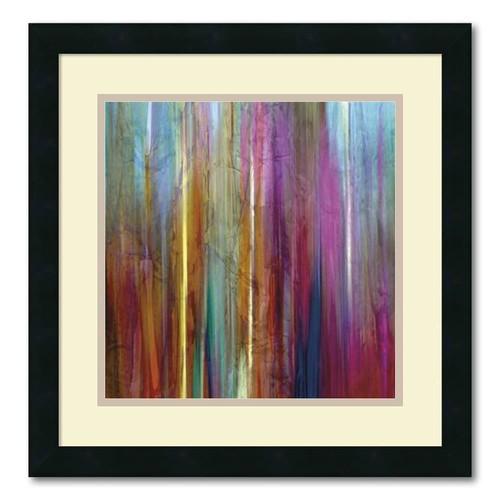 'Sunset Falls I'' Framed Wall Art by John Butler