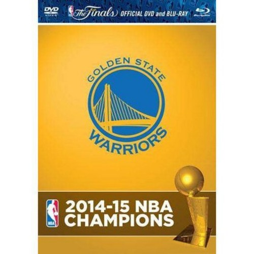 NBA: The Finals - Highlights from the 2014-2015 Championship [2 Discs] [Blu-ray/DVD]