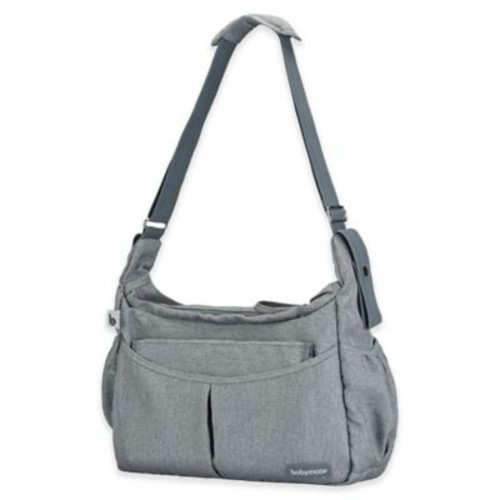 babymoov Urban Diaper Bag in Smokey