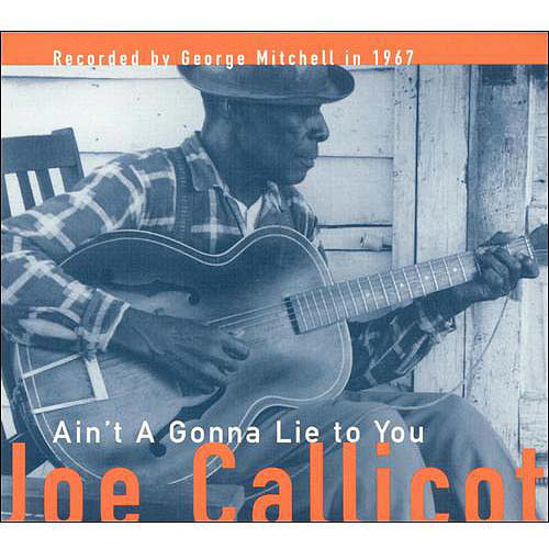 Ain't a Gonna Lie to You [CD]