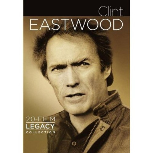 Clint Eastwood Legacy Collection (DVD)