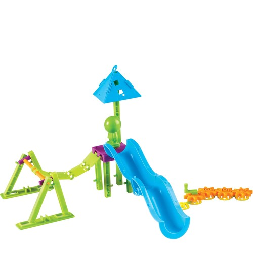Learning Resources STEM Playground: Engineering\u0026 Design Set