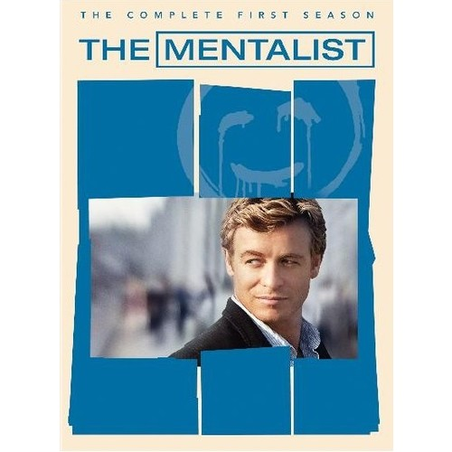 The Mentalist: The Complete First Season [6 Discs] [DVD]
