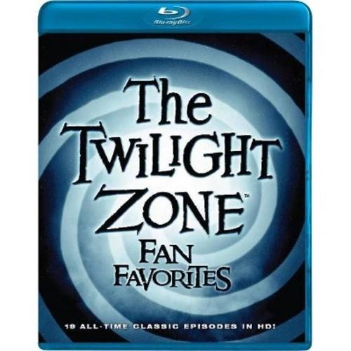 Twilight Zone:Fan Favorites (Blu-ray)