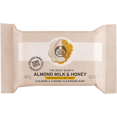 Online Only Almond Milk & Honey Soothing & Caring Cleansing Bar