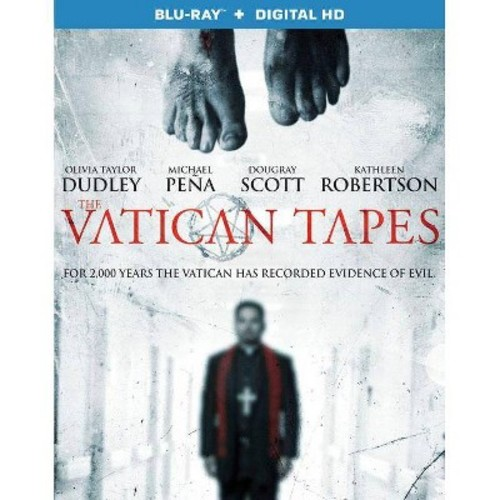 The Vatican Tapes [Blu-ray] [2015]